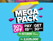 Bounce Mega pack