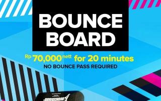 Bounce Board