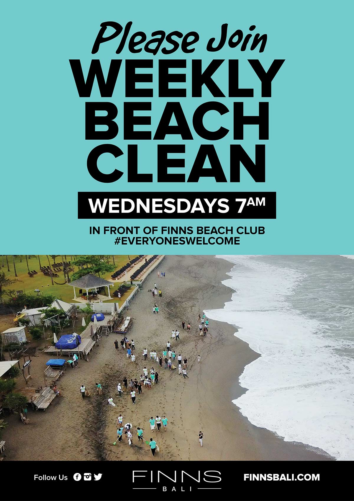 Weekly Beach Clean