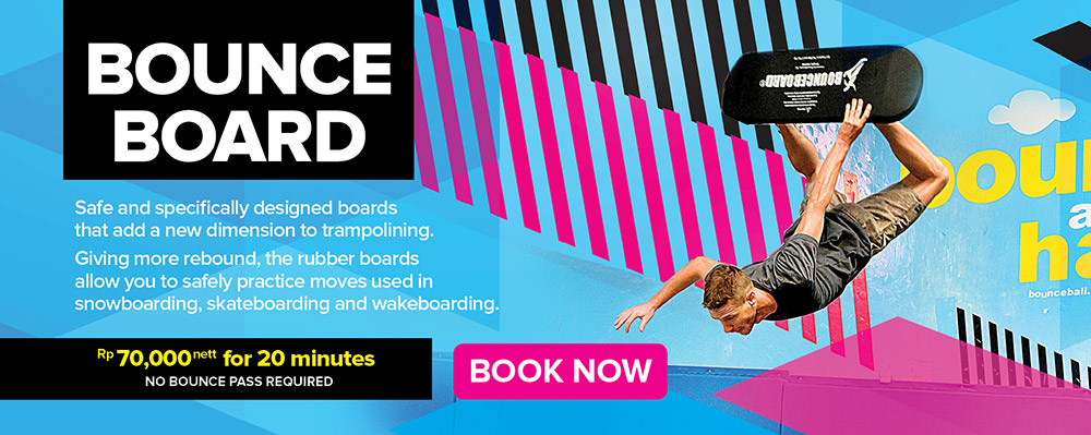Bounce Board pricing